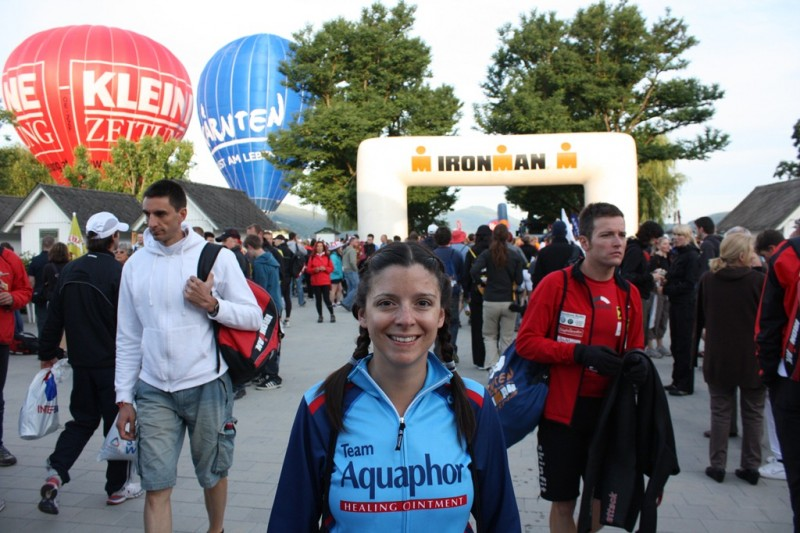 Ironman Austria start