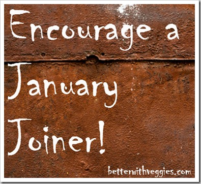 Encourage a January Joiner
