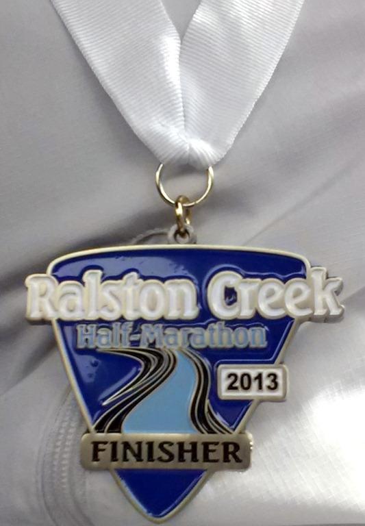 Ralston Creek Half Marathon