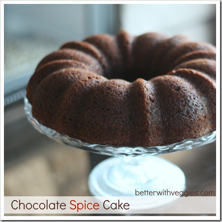 Chocolate Spice Cake via @FITaspire