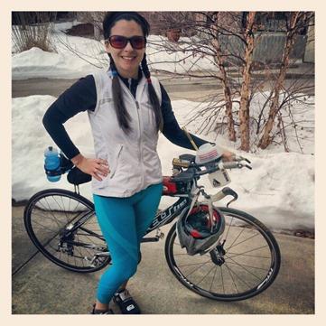 Ellie Pants Cycling