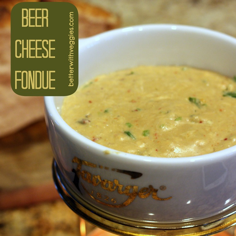 how to make beer cheese fondue