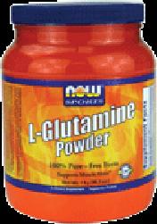 Now Glutamine Powder