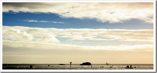Ironman Cairns Swim