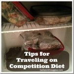 Taking My Diet on the Road {WIAW}