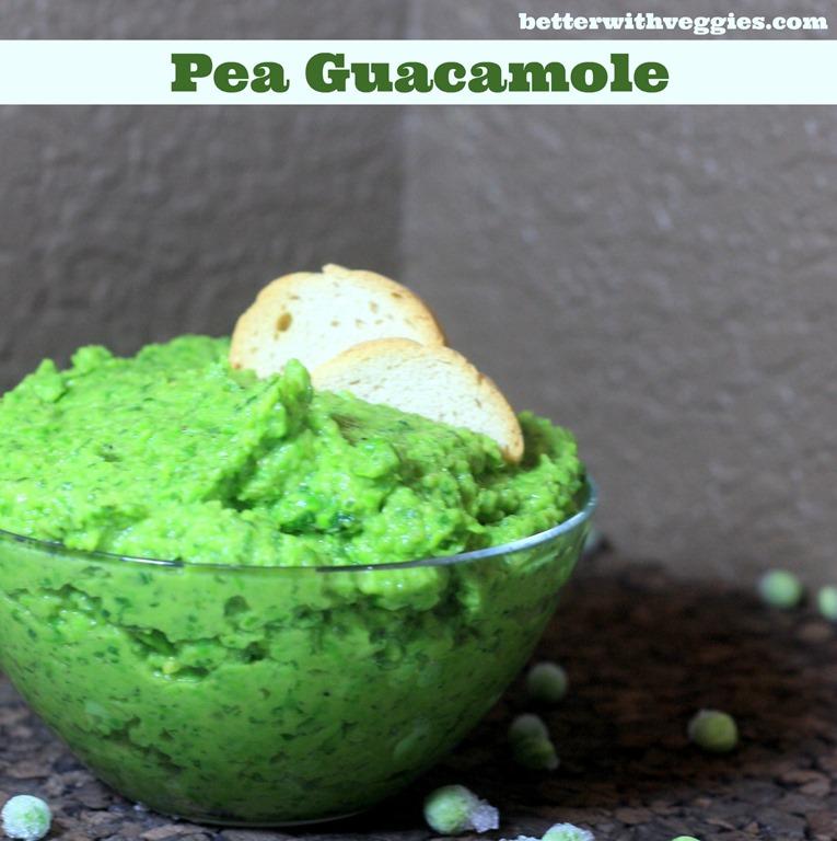 Pea Guacamole