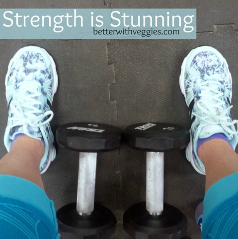 Strength is Stunning