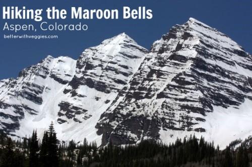 Maroon Bells Hike in Aspen
