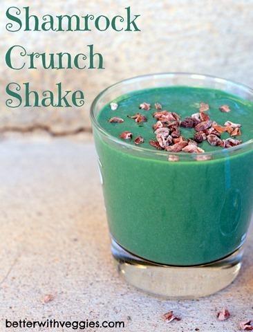 Shamrock Crunch Shake