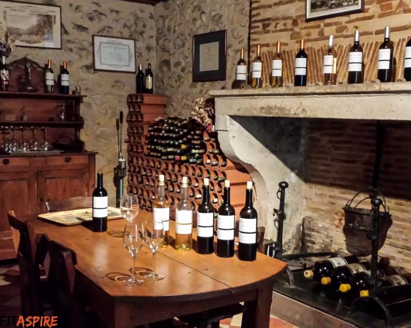 Chateau du Mont Bordeaux // FITaspire.com