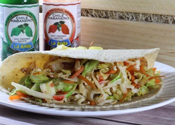 Shrimp & Haddock Fish Tacos