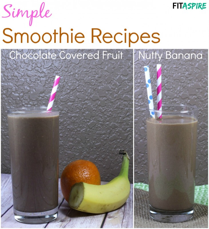 Simple Smoothie Recipes
