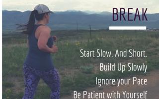 Run Training After a Break
