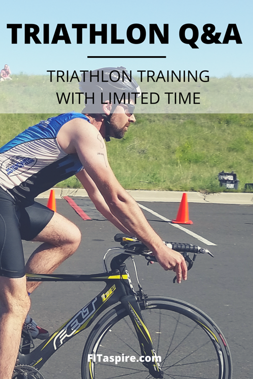 Triathlon Training with Limited Time