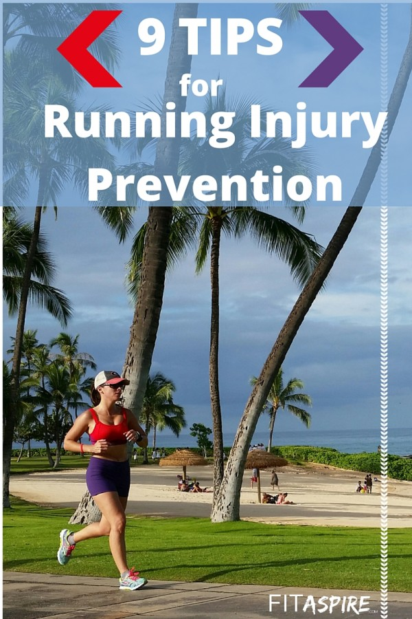 9 Tips to help prevent running injuries. Although no plan is 100% injury-proof, these are steps you can take to prevent running injuries.