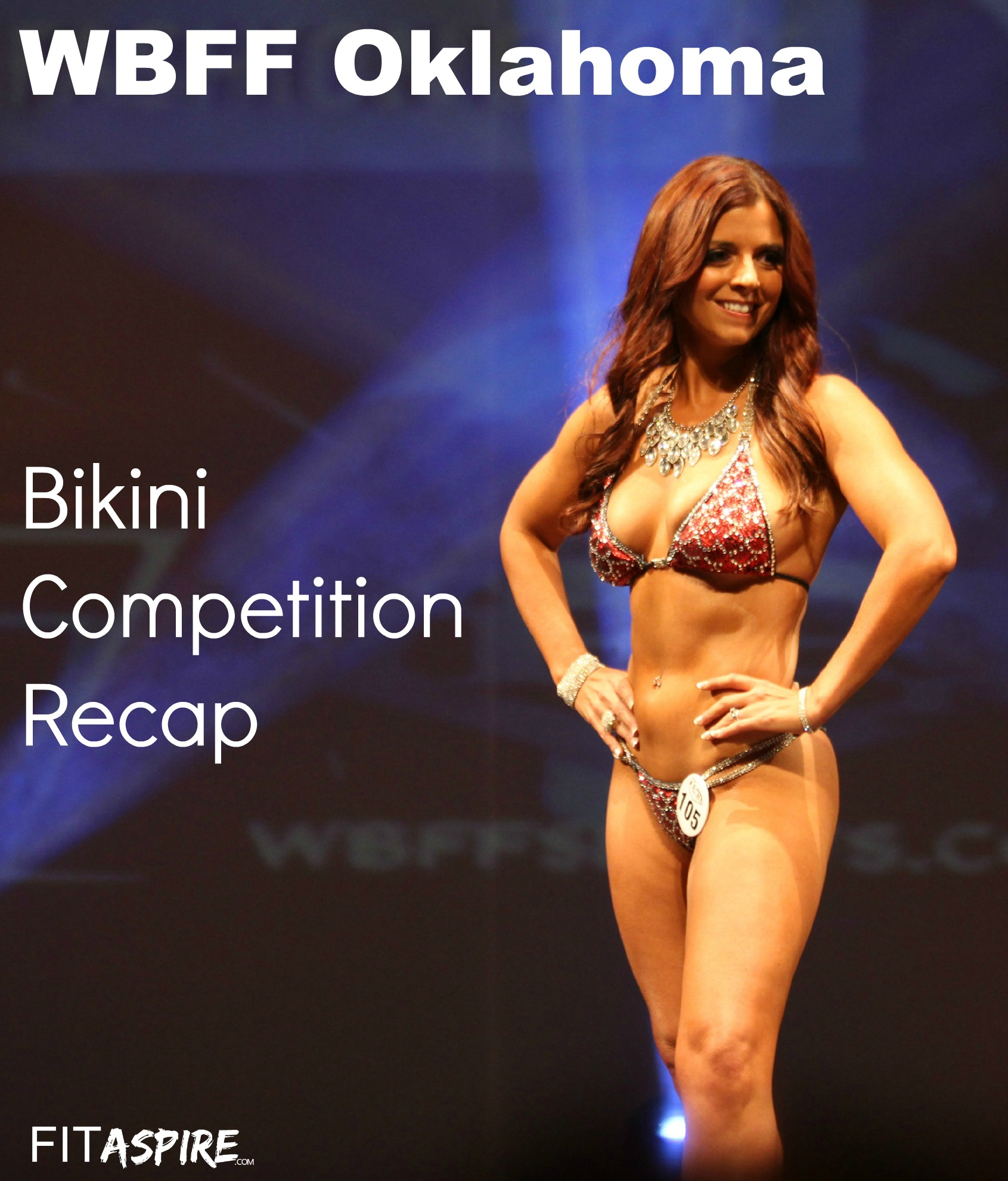WBFF Oklahoma: Bikini Competition Recap