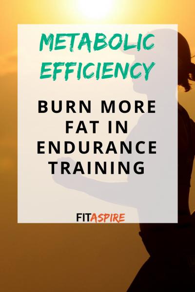 Metabolic Efficiency: Burn More Fat in Endurance Training