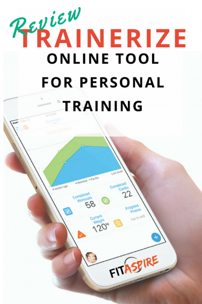 Trainerize Review for Personal Trainers and Clients
