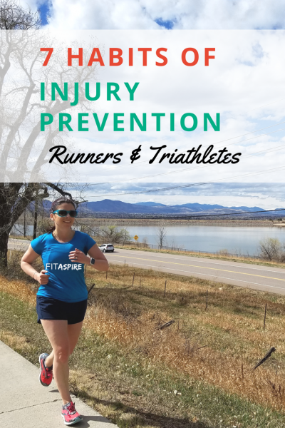 7 Habits of Injury Prevention for Runners & Triathletes