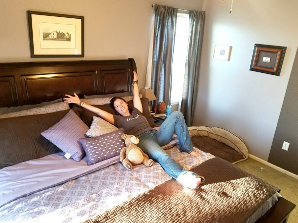 best hybrid mattress - tomorrow sleep